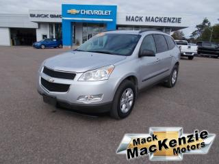 Used 2010 Chevrolet Traverse LS for sale in Renfrew, ON