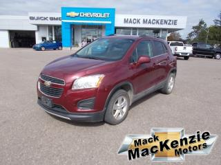 Used 2015 Chevrolet Trax LT AWD for sale in Renfrew, ON