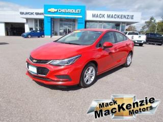 Used 2017 Chevrolet Cruze LS for sale in Renfrew, ON