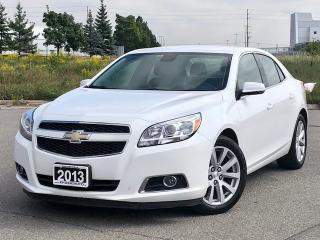 Used 2013 Chevrolet Malibu 2LT|ACCIDENT FREE|FINANCING AVAILABLE for sale in Mississauga, ON