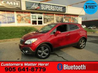 Used 2013 Buick Encore Convenience  BLUETOOTH STEERING WHEEL AUDIO CLOTH-LEATHER for sale in St. Catharines, ON