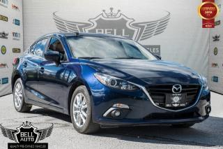 Used 2014 Mazda MAZDA3 GS SKYACTIV! BACK-UP CAMERA SUNROOF BLUETOOTH CONNECTIVITY for sale in Toronto, ON