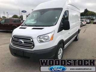 New 2018 Ford TRANSIT-250 XL  - Cruise Control for sale in Woodstock, ON