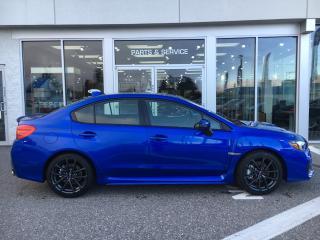 New 2019 Subaru WRX 4DR 2.0 SPORT TECH for sale in Vernon, BC