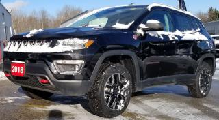 New 2018 Jeep Compass Trailhawk for sale in Owen Sound, ON
