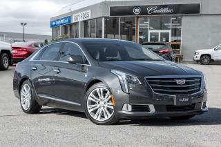 Used 2018 Cadillac XTS Luxury AWD Nav Roof Remote Start for sale in Thornhill, ON