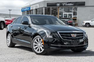 Used 2017 Cadillac ATS AWD Cue Roof Rear Camera for sale in Thornhill, ON