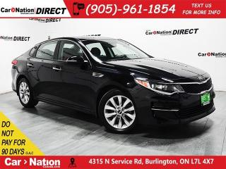 Used 2016 Kia Optima LX AT|BACK UP CAMERA|PUSH START| for sale in Burlington, ON