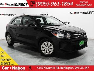 Used 2018 Kia Rio LX+|BACK UP CAMERA|OPEN SUNDAYS| for sale in Burlington, ON