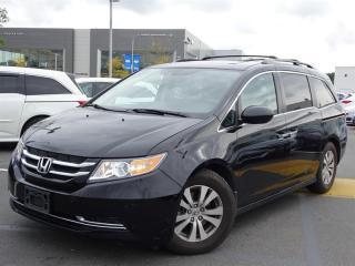 Used 2015 Honda Odyssey EX-L NAVI for sale in Richmond, BC