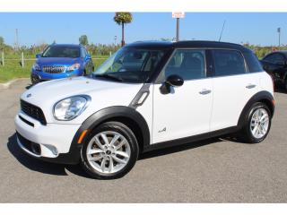 Used 2014 MINI Cooper Countryman Awd/toit Pano for sale in St-Eustache, QC