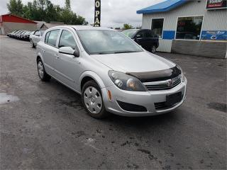 Used 2008 Saturn Astra hatch panoramic roof safetied 140k XE for sale in Madoc, ON