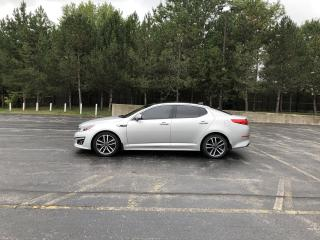 Used 2014 Kia Optima SX Turbo FWD for sale in Cayuga, ON