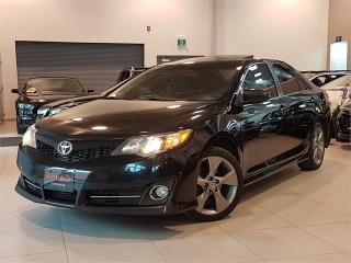 Used 2014 Toyota Camry SE V6-SPORT-NAVIGATION-CAMERA-SUNROOF for sale in York, ON