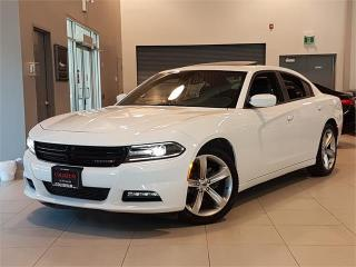 Used 2017 Dodge Charger SXT-LEATHER-SUNROOF-CAMERA-LOADED-ONLY 44KM for sale in York, ON
