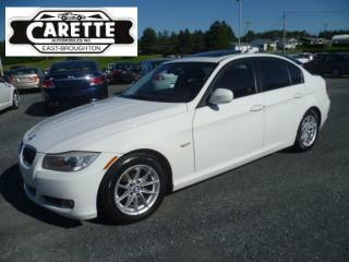Used 2011 BMW 323i I Cuir-Toit V6 for sale in East broughton, QC