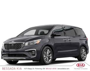 New 2019 Kia Sedona LX+ for sale in Pickering, ON