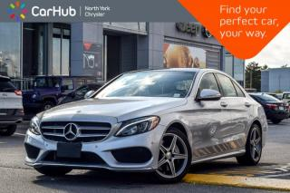 New 2015 Mercedes-Benz C-Class C 400 4Matic|Burmester Audio|Pano_Sunroof|Keyless_Go for sale in Thornhill, ON