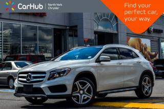Used 2017 Mercedes-Benz GLA GLA 250 4Matic|Sport,Premium.Pkgs|Nav|Sunroof|BackUpCam|19