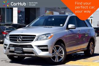 Used 2015 Mercedes-Benz ML-Class ML 350 BlueTEC|AMG.Styling,Driving,Pkgs|Pano_Sunroof| for sale in Thornhill, ON