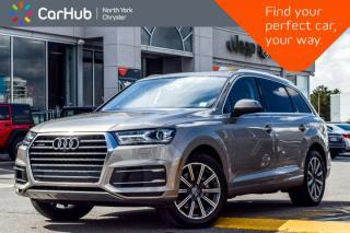 Used 2017 Audi Q7 3.0T Progressiv AWD|Pano_Sunroof|Pwr.Options|Keyless_Entry|20
