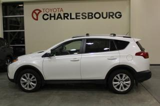 Used 2015 Toyota RAV4 LIMITED  for sale in Québec, QC