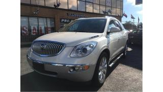 Used 2010 Buick Enclave CXL-2 /  NAVIGATION for sale in North York, ON