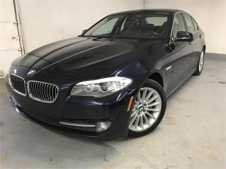 Used 2011 BMW 5 Series 535i xDrive for sale in Burlington, ON