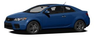 Used 2010 Kia Forte Koup 2.4L SX for sale in Calgary, AB