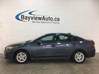 Used 2017 Subaru Impreza Touring - ALLOYS! HTD SEATS! STARLINK! PWR GROUP! CRUISE! for sale in Belleville, ON