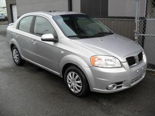 Used 2007 Pontiac Wave SE AUTOMATIC TOIT +  A/C A-1 for sale in Laval, QC