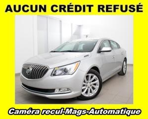 Used 2016 Buick LaCrosse for sale in St-jérôme, QC