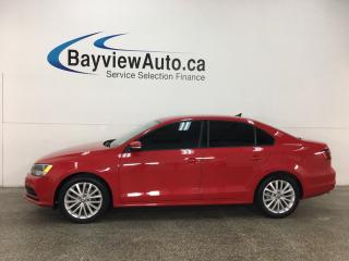 Used 2016 Volkswagen Jetta 1.4 TSI Trendline - ALLOYS! TINT! A/C! REVERSE CAM! CRUISE! for sale in Belleville, ON