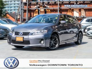 Used 2013 Lexus CT 200h PENDING SOLD for sale in Toronto, ON