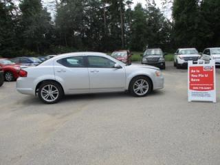 Used 2012 Dodge Avenger 'AS-IS SPECIAL' SXT EDITION 5 PASSENGER 3.6L - V6.. HEATED SEATS.. CD/AUX INPUT.. BLUETOOTH.. KEYLESS ENTRY.. for sale in Bradford, ON