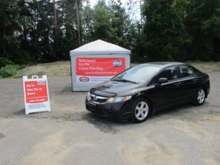 Used 2009 Honda Civic 'AS-IS SPECIAL' LX-S MODEL 5 PASSENGER 1.8L - SOHC.. POWER SUNROOF.. KEYLESS ENTRY.. for sale in Bradford, ON