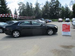 Used 2008 Chevrolet Malibu 'AS-IS SPECIAL' LS MODEL 5 PASSENGER 2.4L - ECO-TEC.. CD/AUX INPUT.. KEYLESS ENTRY.. for sale in Bradford, ON