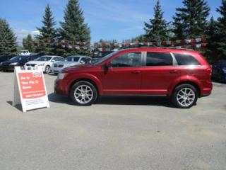 Used 2011 Dodge Journey 'AS-IS SPECIAL' SXT MODEL 5 PASSENGER 3.6L - V6.. CD/AUX INPUT.. BLUETOOTH.. KEYLESS ENTRY.. for sale in Bradford, ON