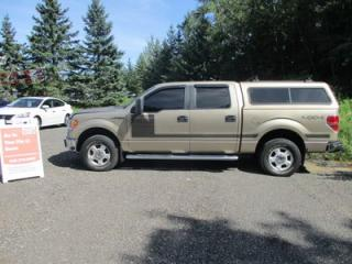Used 2011 Ford F-150 'AS-IS SPECIAL' XLT MODEL 6 PASSENGER 3.5L - V6.. 4X4.. CREW.. SHORTY.. CD/AUX INPUT.. TOW SUPPORT.. KEYLESS ENTRY.. for sale in Bradford, ON