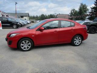Used 2010 Mazda MAZDA3 'AS-IS SPECIAL' TOURING MODEL 5 PASSENGER 2.0L - DOHC.. CD/AUX INPUT.. KEYLESS ENTRY.. for sale in Bradford, ON