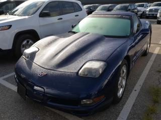 Used 2004 Chevrolet Corvette VERY RARE LE MANS EDITION WITH ONLY 35,000 KMS !! for sale in Concord, ON