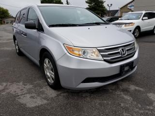 Used 2011 Honda Odyssey LX for sale in Kemptville, ON