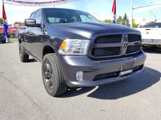 Used 2017 RAM 1500 ST Express for sale in Kemptville, ON