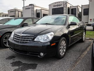 Used 2010 Chrysler Sebring Touring Bluetooth, CD player, cruise control, power locks for sale in Orleans, ON