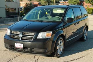 Used 2009 Dodge Grand Caravan SE DVD  Player | Stow-N-Go | CERTIFIED for sale in Waterloo, ON