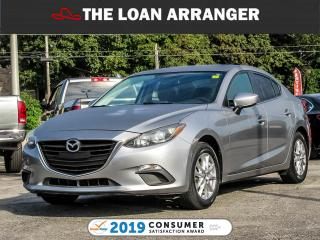 Used 2014 Mazda MAZDA3 GS for sale in Barrie, ON