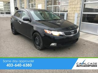 Used 2013 Kia Forte for sale in Calgary, AB