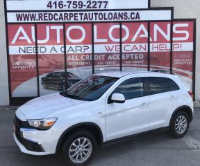 Used 2016 Mitsubishi RVR SE-ALL CREDIT ACCCEPTED for sale in Scarborough, ON