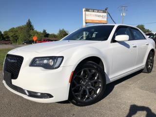 Used 2017 Chrysler 300 AWD! Nice with Leather, Heated Seats, AUTOSTART and Bluetooth! for sale in Kemptville, ON