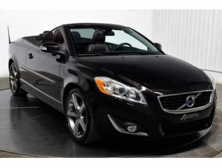 Used 2013 Volvo C70 Convertible T5 Cuir for sale in L'ile-perrot, QC